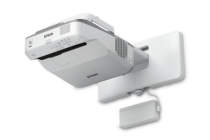 Epson BrightLink 695Wi 3500 Lumen Touch-Based WXGA Ultra Short-Throw Project with Interactive Display BRIGHTLINK-695WI