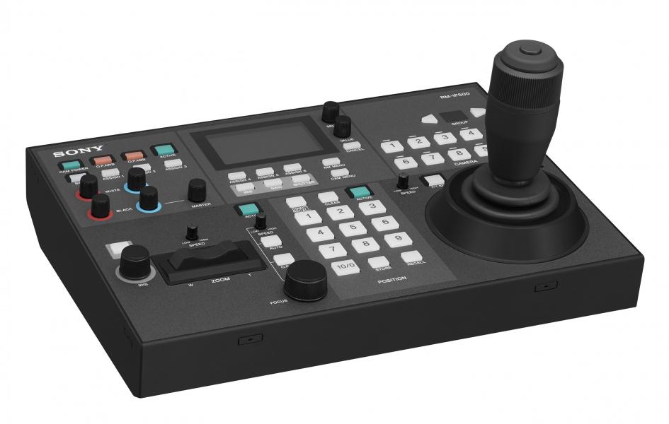 PTZ Camera Remote Controller