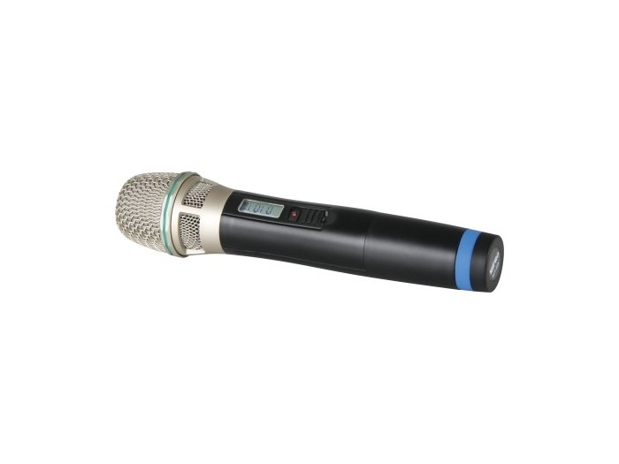Handheld Transmitter with Remote Volume Control