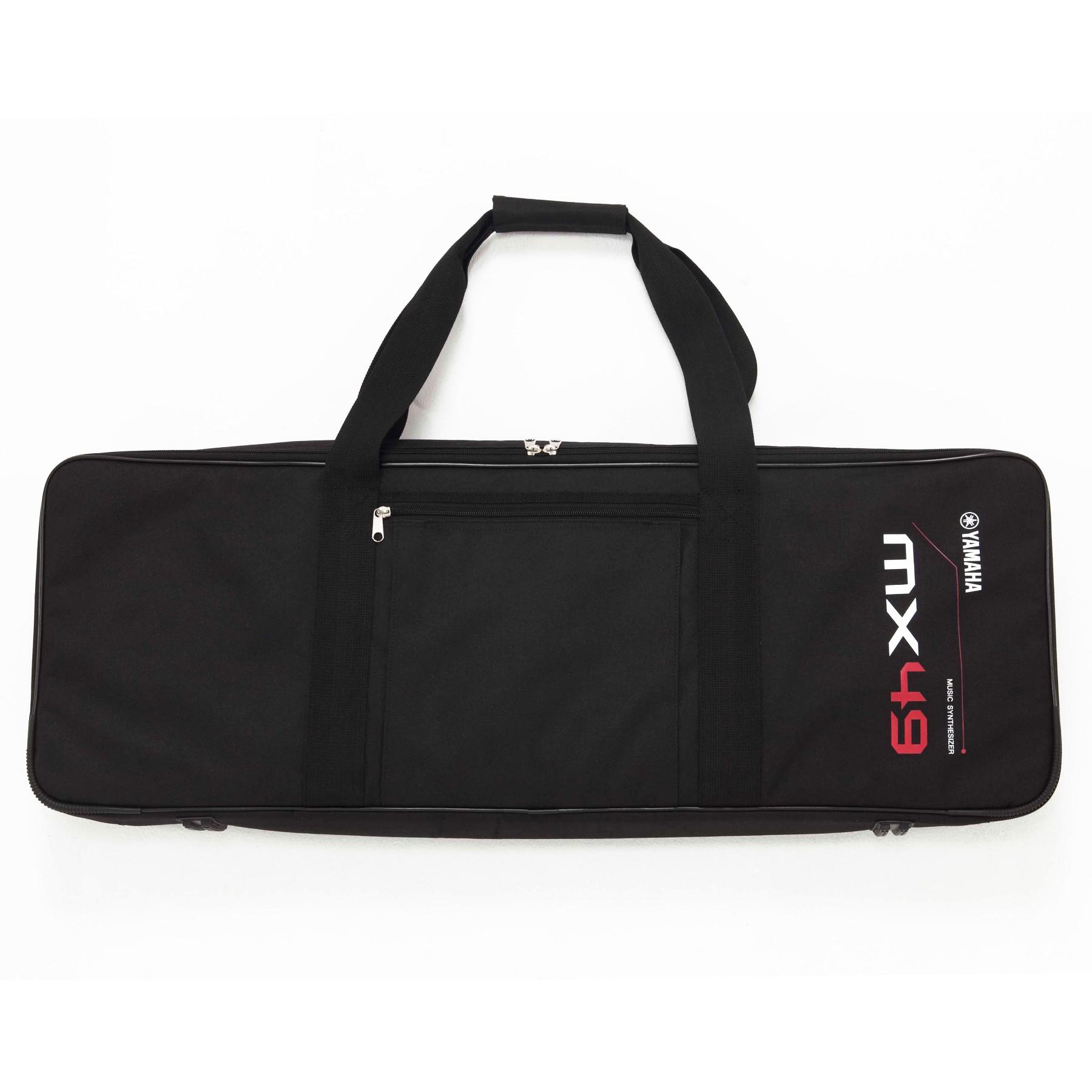 Black Keyboard Gig Bag with Shoulder Strap