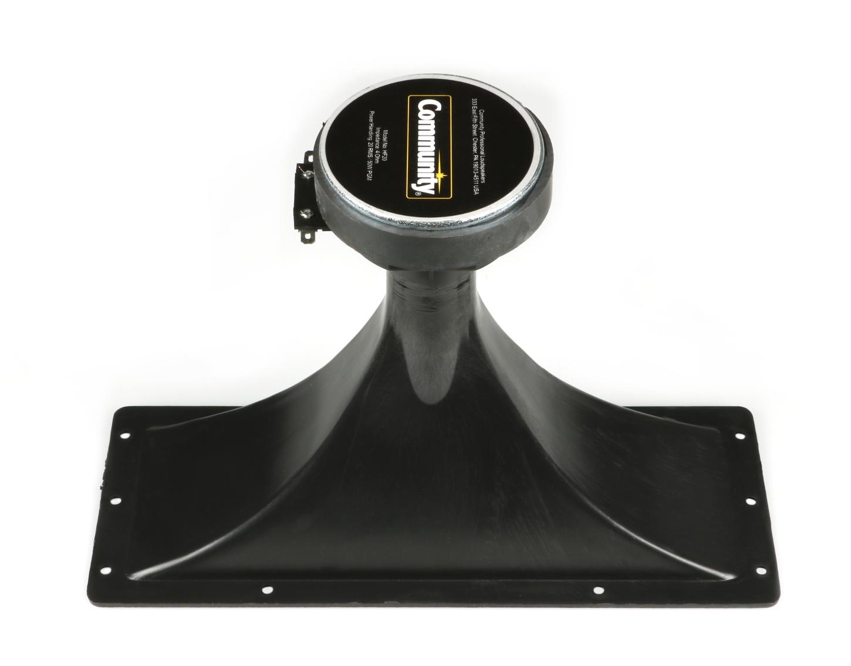 HF Horn Assembly for MVP Series Speakers