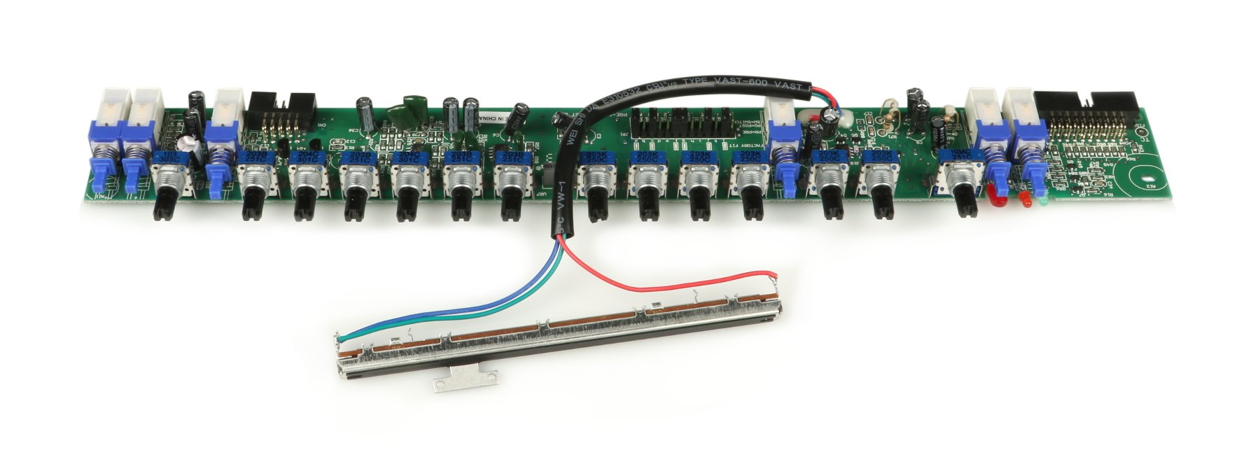 Mono Channel Input PCB for WZ3