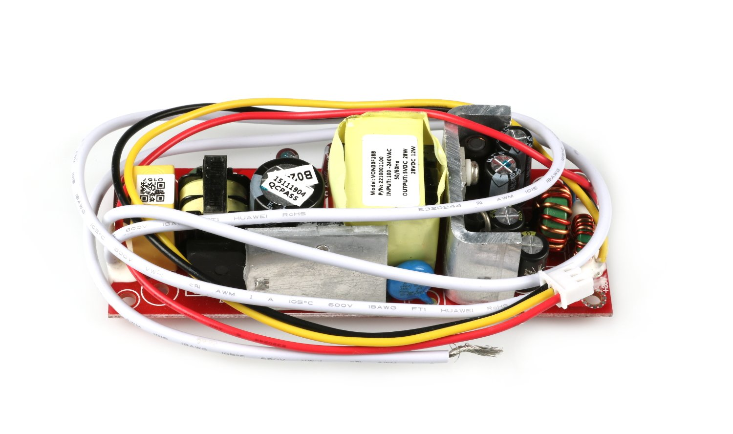 Power Supply for Triphase