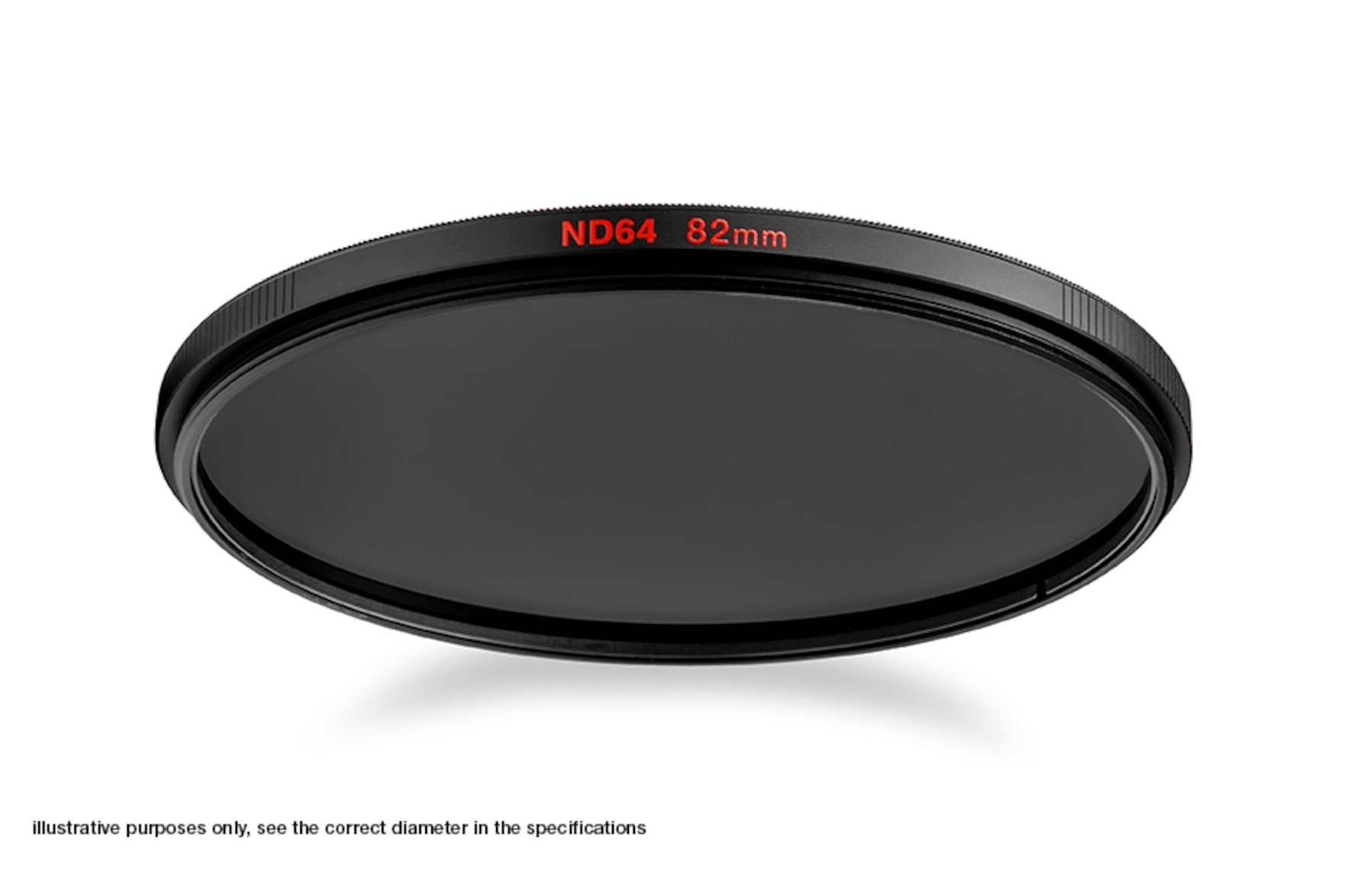 Manfrotto MFND64-82 82mm ND64 Filter MFND64-82