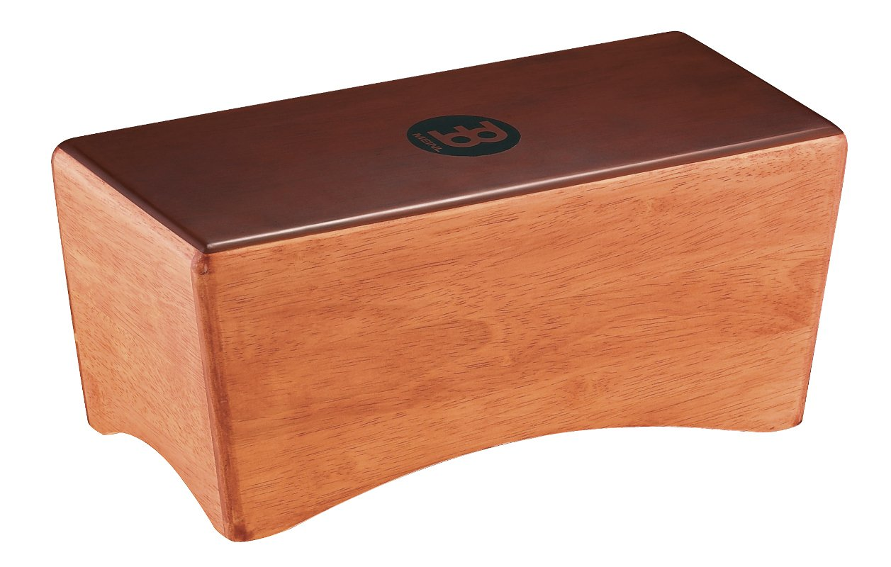 Bongo Cajons with Natural Finish