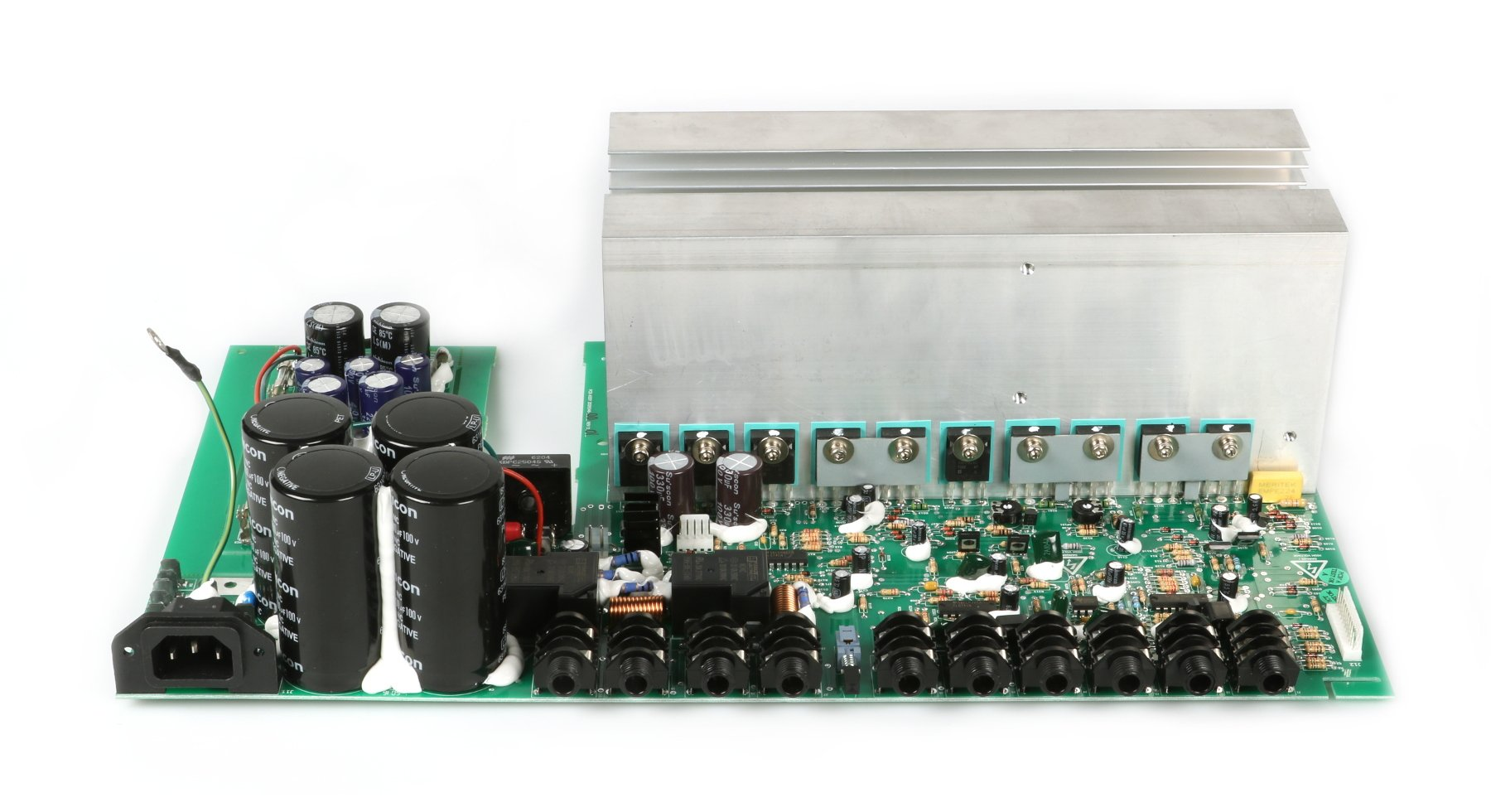 SVT-4PRO Power Amp PCB Assembly