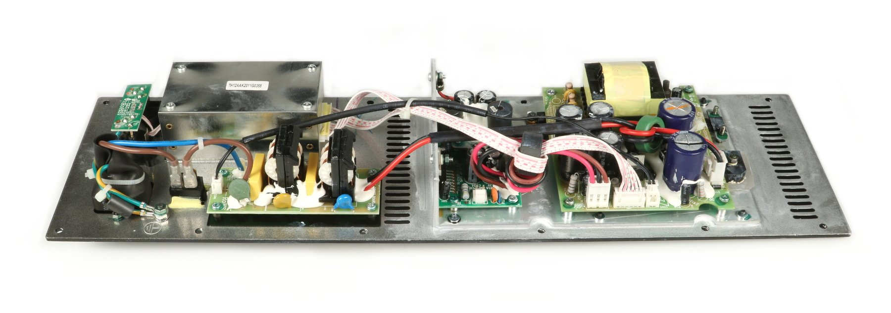 Complete Amp Assembly with Backplate for TH-12A (B-Stock)