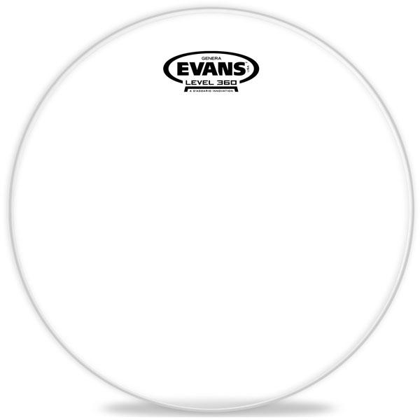 """Evans G1 Clear 8"""" Clear Tom Drum Head TT08G1"""
