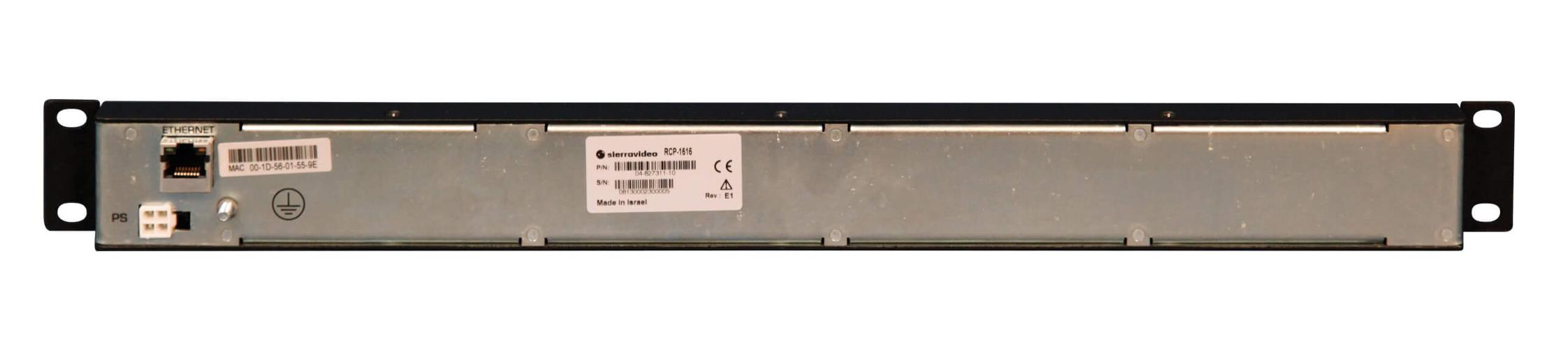 Aspen 16x16 XY LAN Remote Control Panel