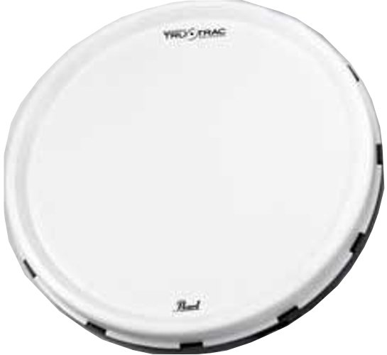 """Tru-Trac Dual-Zone Electronic Drumhead for 14"""" Drums"""