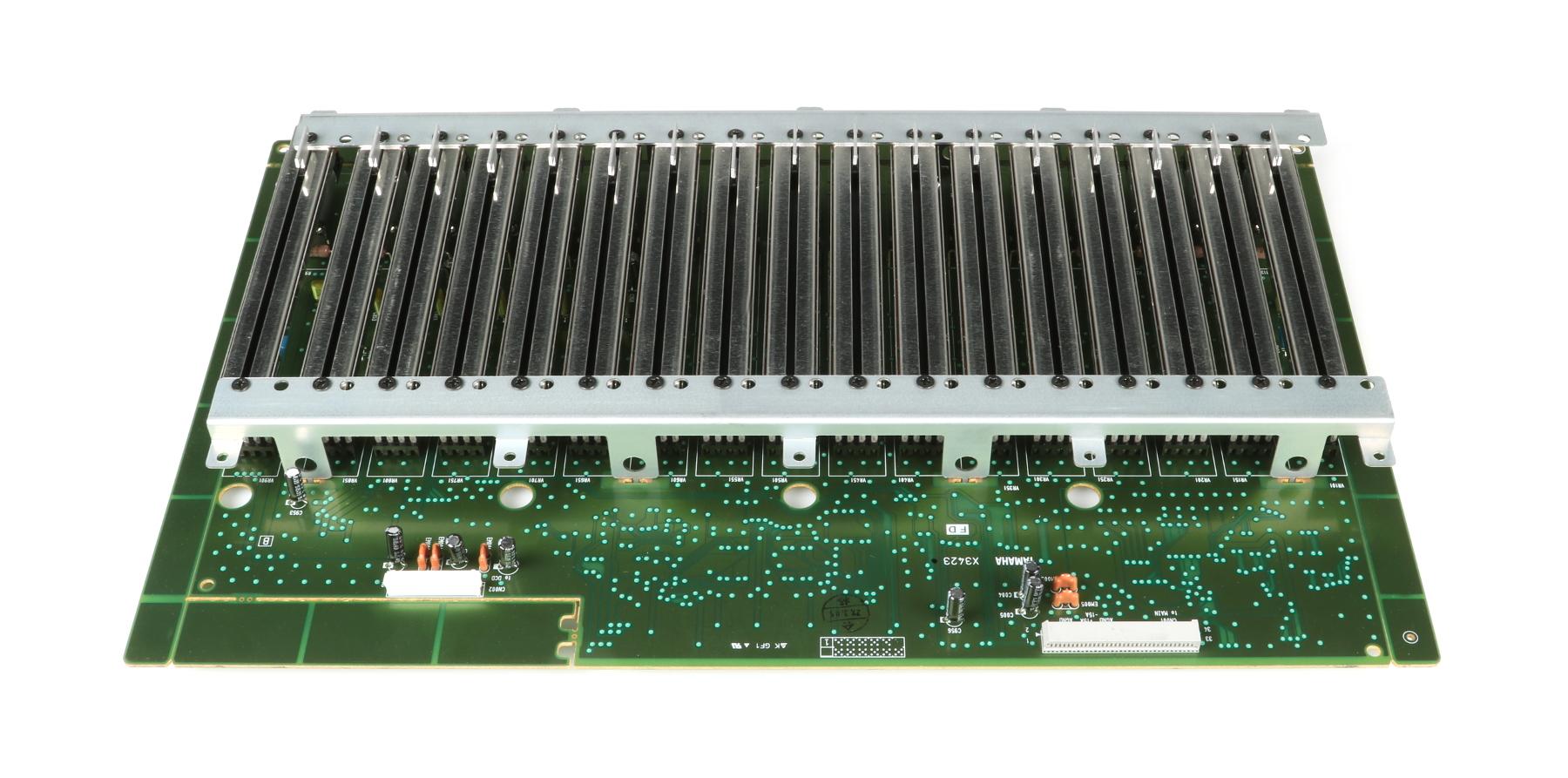 Fader PCB for 01V96