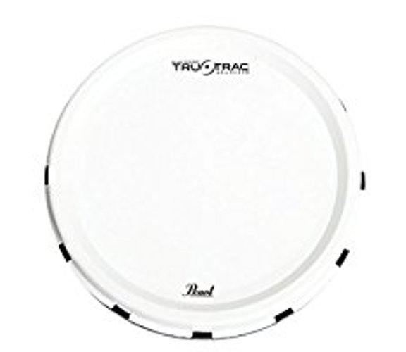 "Tru-Trac Dual-Zone Electronic Drumhead for 10"" Drums"