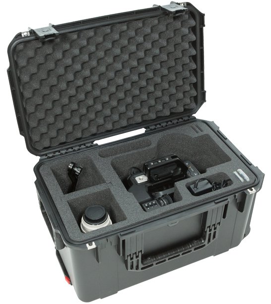 SKB Cases 3i-221312BKU iSeries Waterproof Blackmagic URSA Mini Case 3i-2213-12BKU