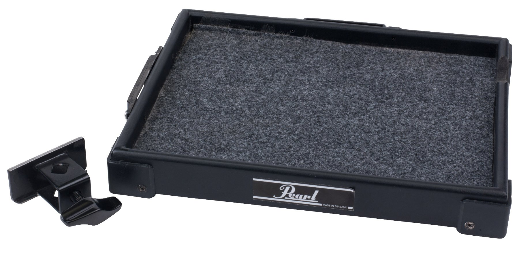 "Tech Tray with Two Postion Q.R.Clamp, 8.5"" x 11"""