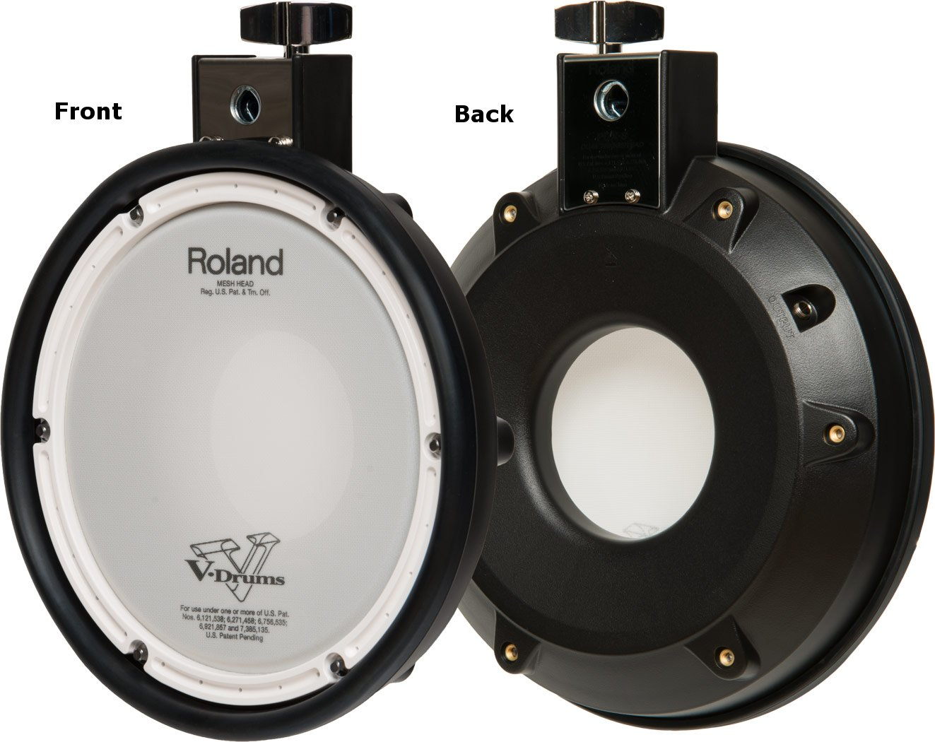 Dual-trigger Snare Pad