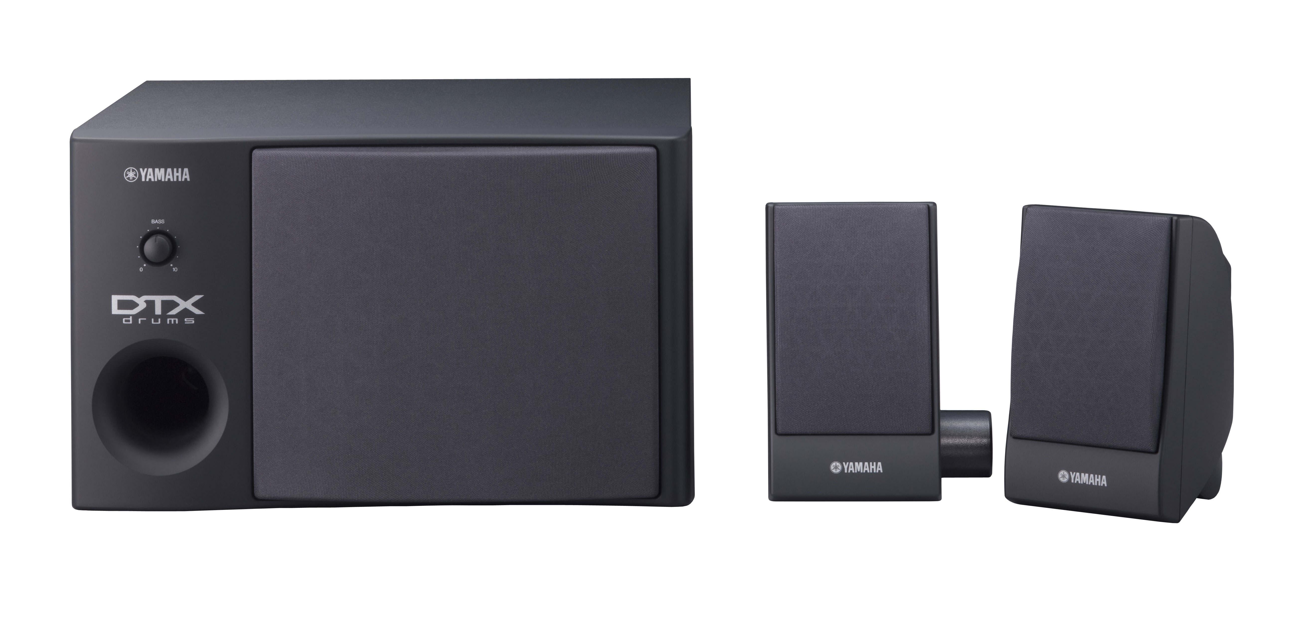 Stereo Electronic Drum Monitor W/2x10W & 40W Sub
