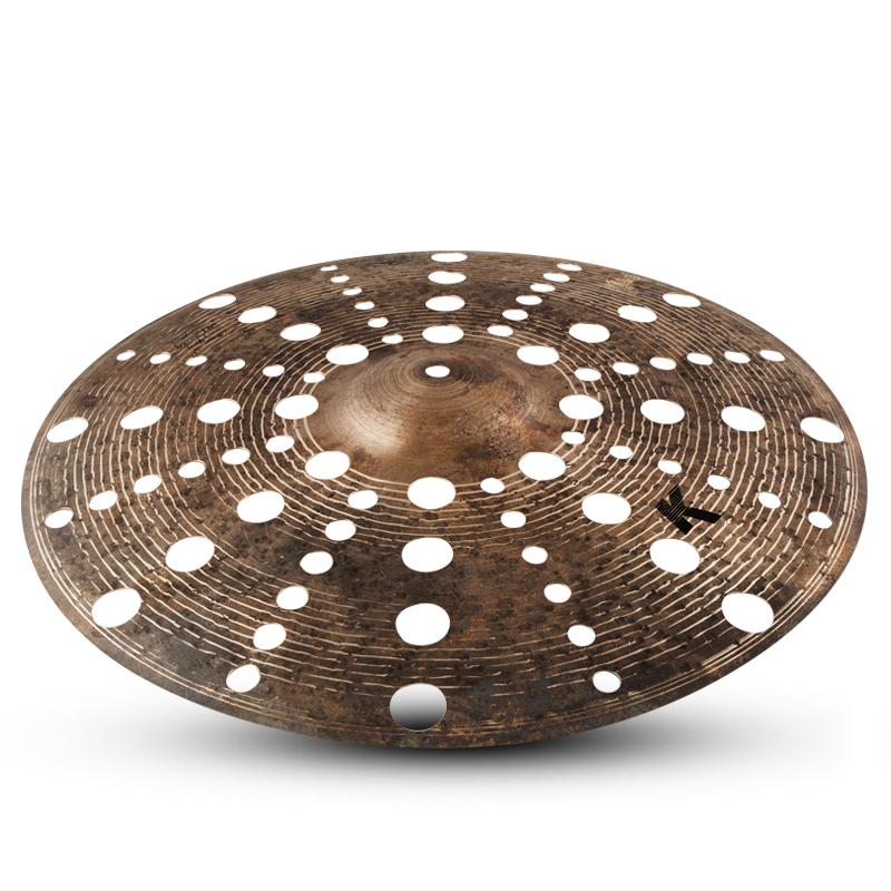"19"" K Custom Special Dry Trash Crash Cymbal"