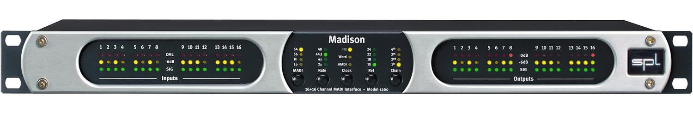 16+16 Channel MADI Interface