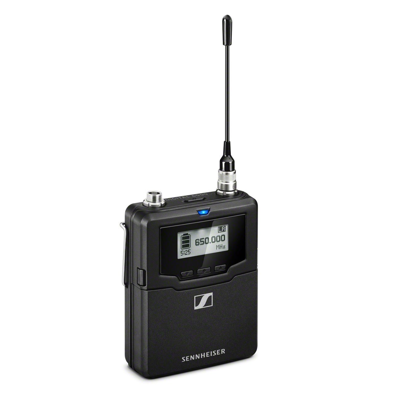 Bodypack Transmitter, Black