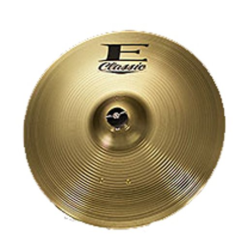 "12"" E-Classic Single-Zone Brass Top Hi-Hat Cymbal for e-Pro Electronic Drum Kit"