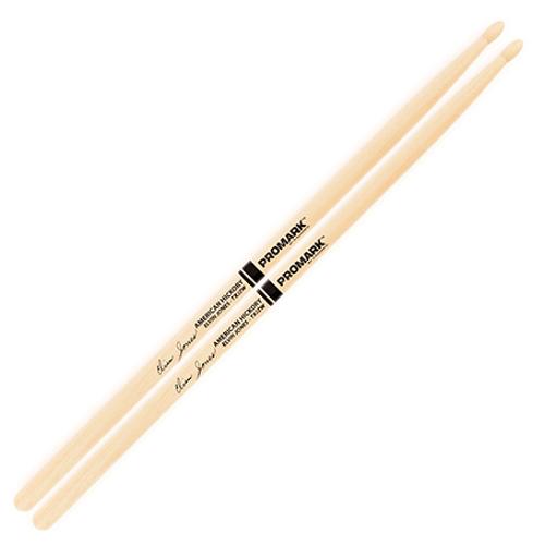 """Hickory JZ Elvin Jones """"Jazz"""" Wood Tip Drum Sticks (PAIR)"""