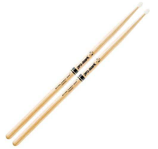 Shira Kashi Oak 5A Nylon Tip Drum Sticks