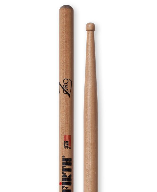1 Pair of Zoro Signature Series Drumsticks with Barrel Tip