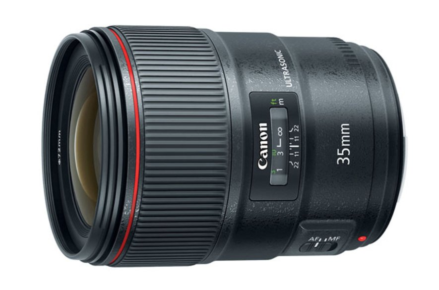 L Series Wide-Angle Prime Lens