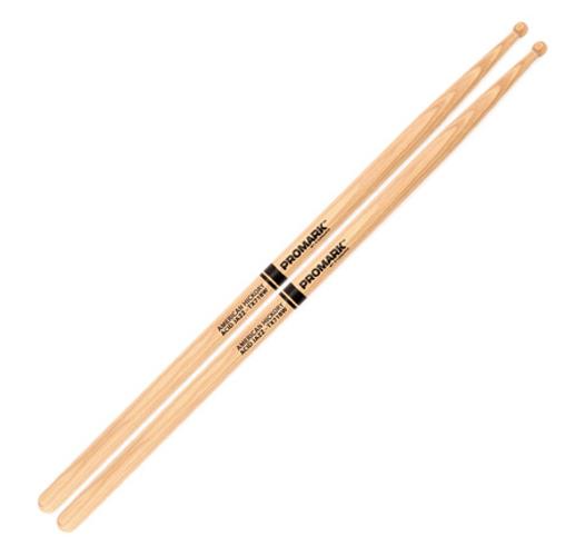"Hickory 718 ""Acid Jazz"" Wood Tip Drums Sticks (PAIR)"