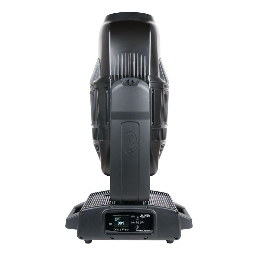 IP65 Rated 3-in-1 Beam, Spot and Wash Moving Head Fixture