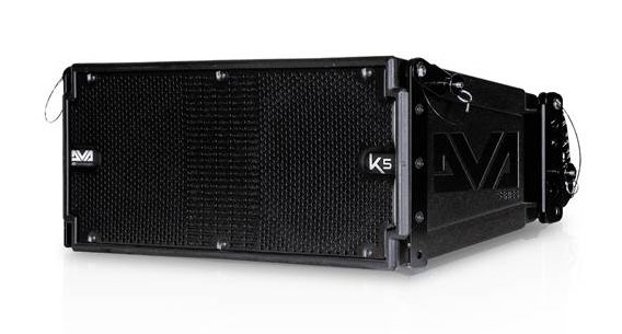 3-Way Active Line Array Module