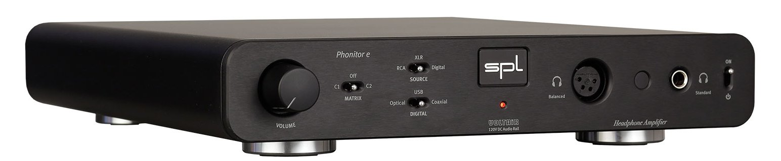 SPL Sound Performance Lab Phonitor e Headphone Amplifier PHONITOR-E