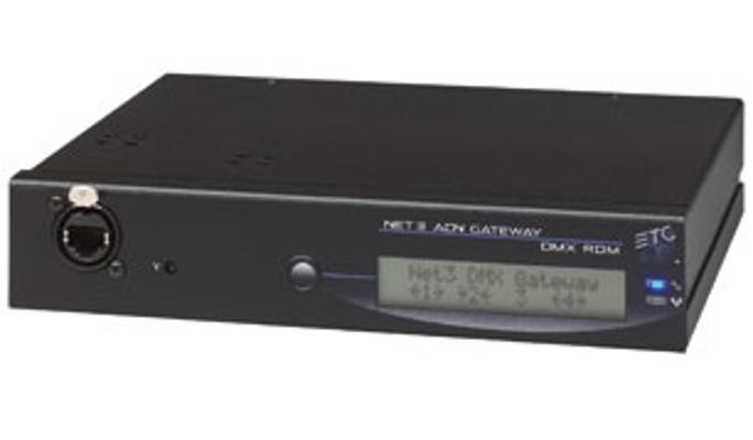 ETC/Elec Theatre Controls N34G-DIN  Response Four-Port DIN-Rail Mount Gateway N34G-DIN