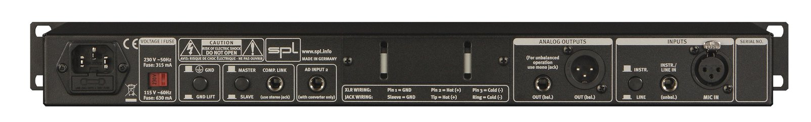 Recording Channel with Digital Output