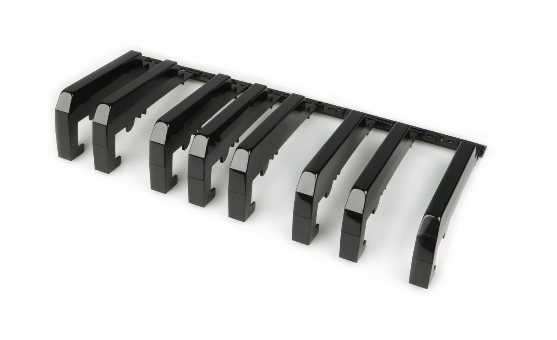 Black Sharp 8-Key Set for WK-500