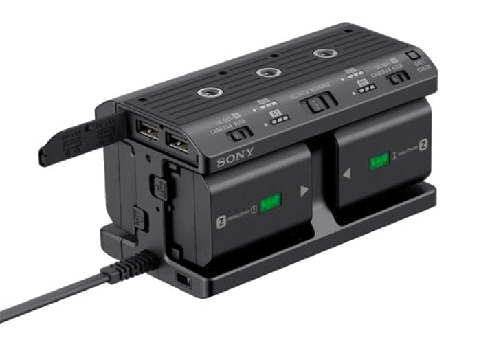 Multi Battery Adapter Kit for Sony a9 Camera