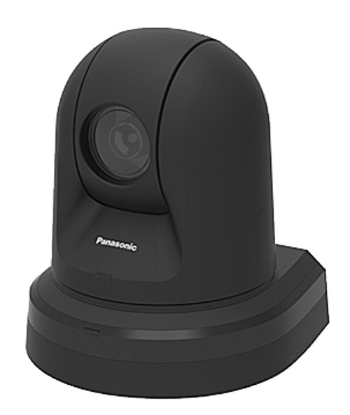 Black PTZ Camera with HDMI Output and 30x Zoom