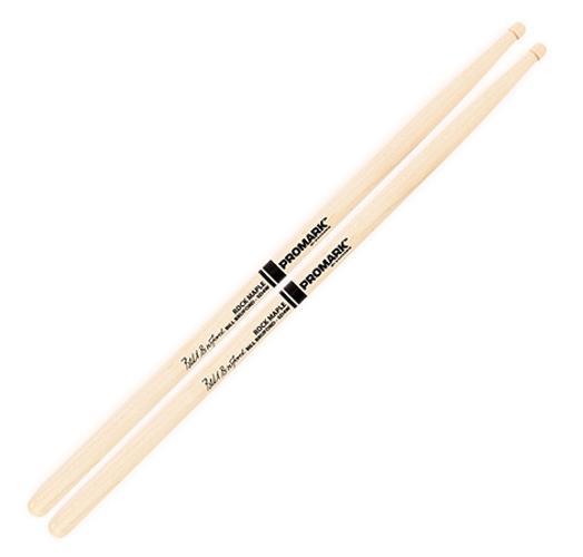 Bill Bruford Maple Wood Tip Drum Sticks