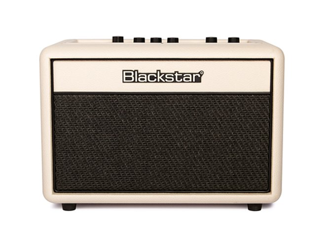2x10W Guitar Amp with Bluetooth Capability, Limited Edition Cream