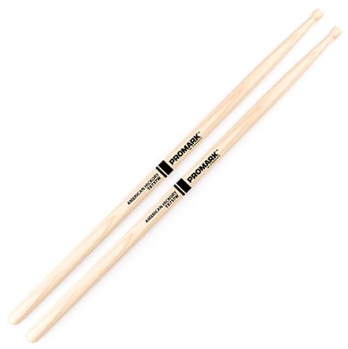 Hickory 737 Wood Tip Drum Sticks (PAIR)