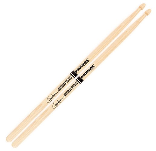 Hickory 5AX Chris Adler Wood Tip Drum Sticks (PAIR)