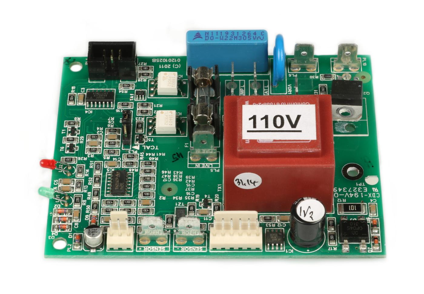 1900 Main PCB