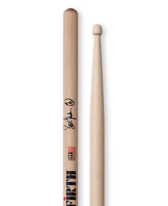 Vic Firth SJOR Steve Jordan Signature Series Hickory Drumsticks SJOR