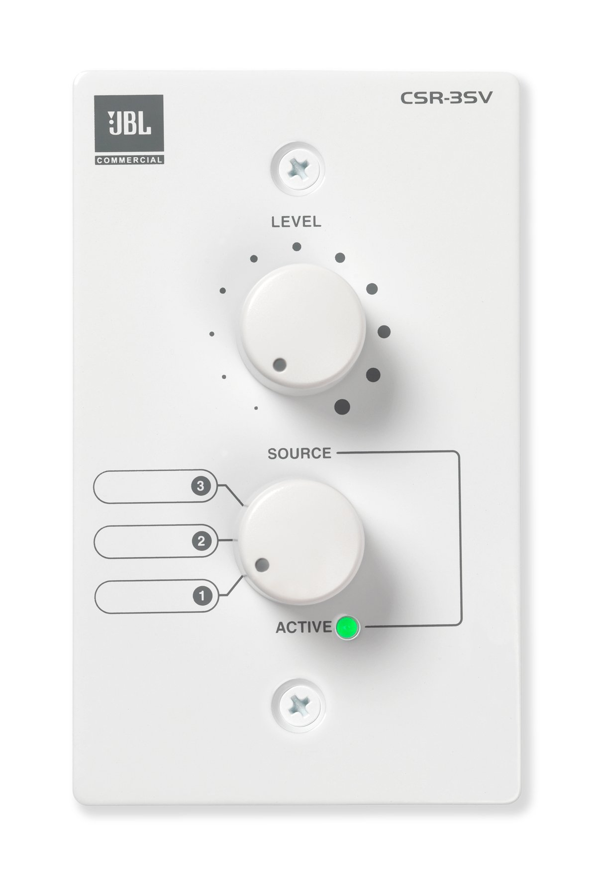 Volume/Source Wall Controller