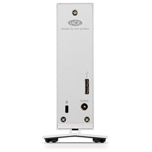 LaCie LAC9000443  4TB d2, 7200 RPM Hard Drive LAC9000443