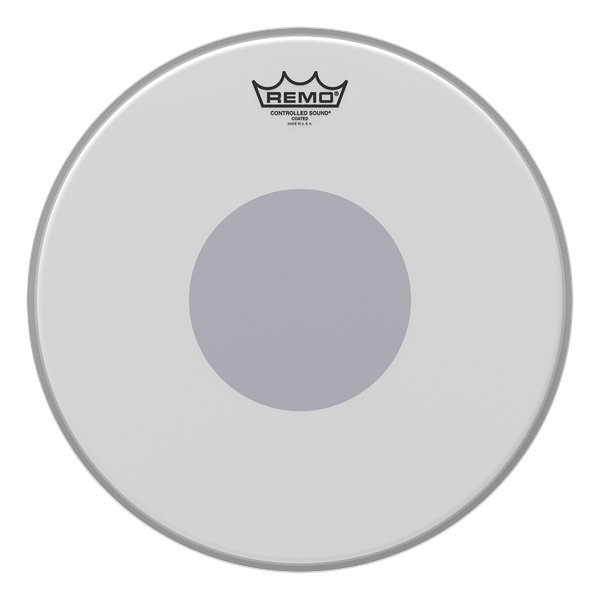 "14"" Coated Controlled Sound Batter Drum Head"