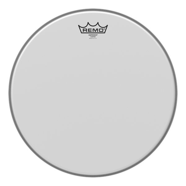 "12"" Coated Emporer Drum Head"