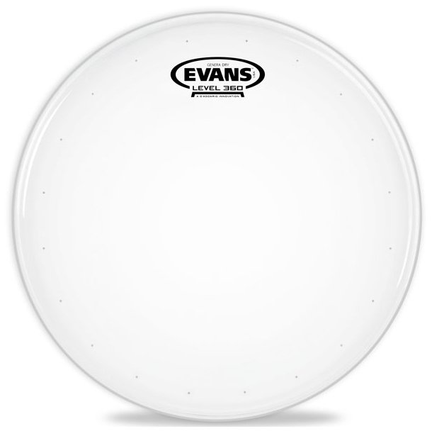 "14"" Genera HD Dry Snare Batter Drum Head"