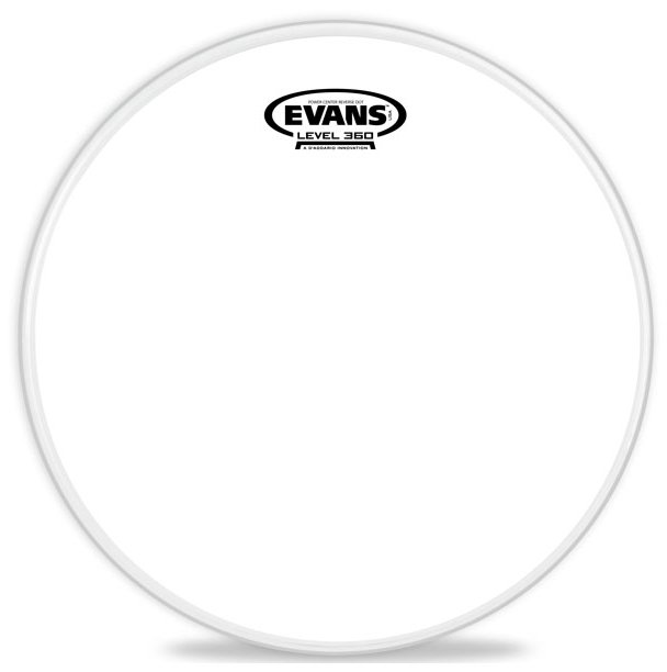 """13"""" Power Center Reverse Dot Snare Drumhead"""