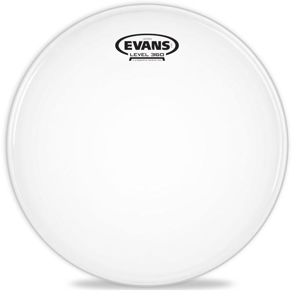 "14"" Genera HD Coated Snare Drum Head"